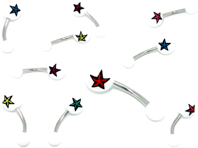 Stecker christina piercing Bauchnabelpiercing &